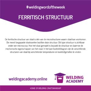 Ferristische structuur