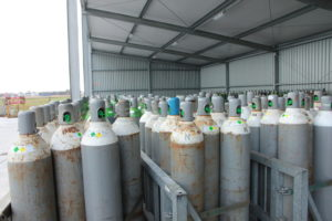 Gases for welding processes