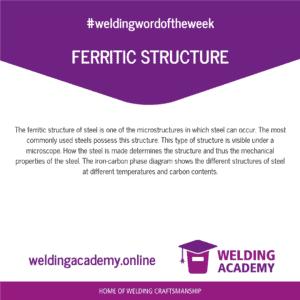 Ferritic Structure