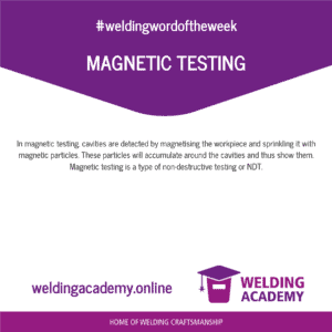 Magnetic testing